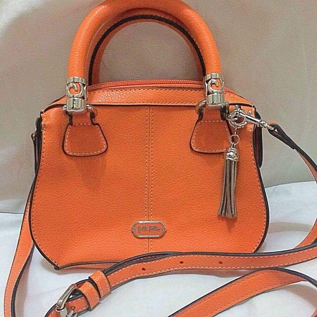 65287e59f46f Pre Loved Original Folli Follie Sling Bag Women S Fashion Bags