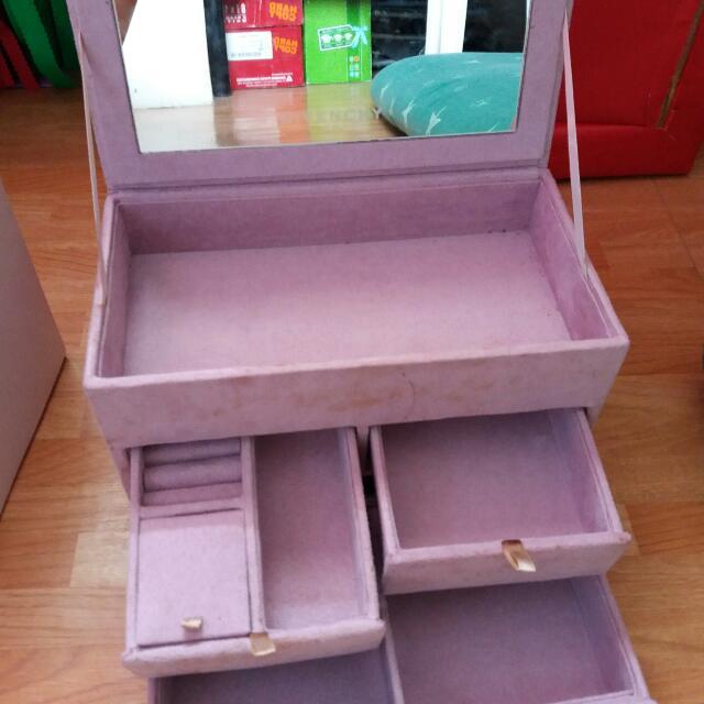 Preloved Jewelry Box