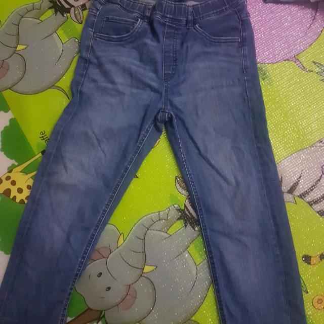 Preloved Uniqlo Kids Jeans Size XL