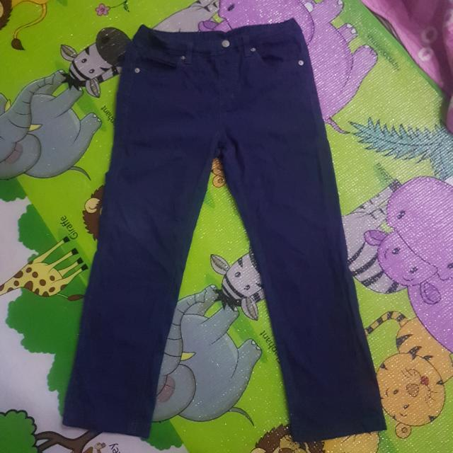 Preloved Uniqlo Kids Jeans Size XL Includes S&H
