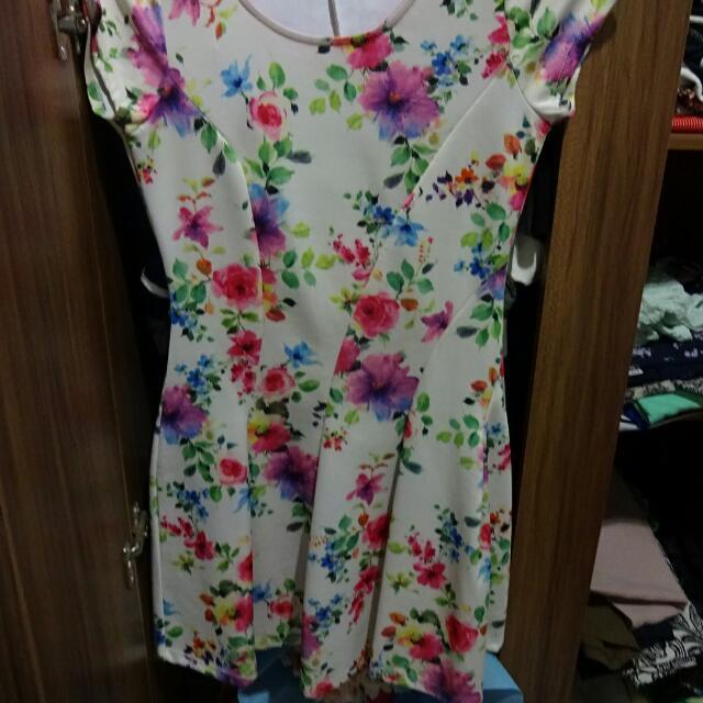 [PRELOVED]Flower Dress