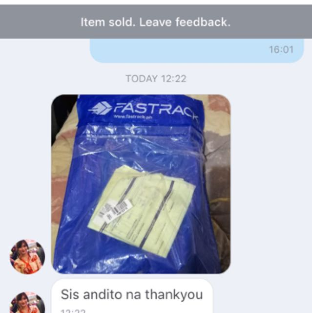 Proof of Shipment ☺️