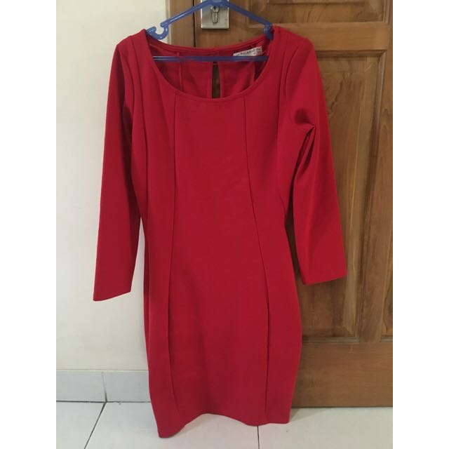 Pull&Bear Bodycon Dress