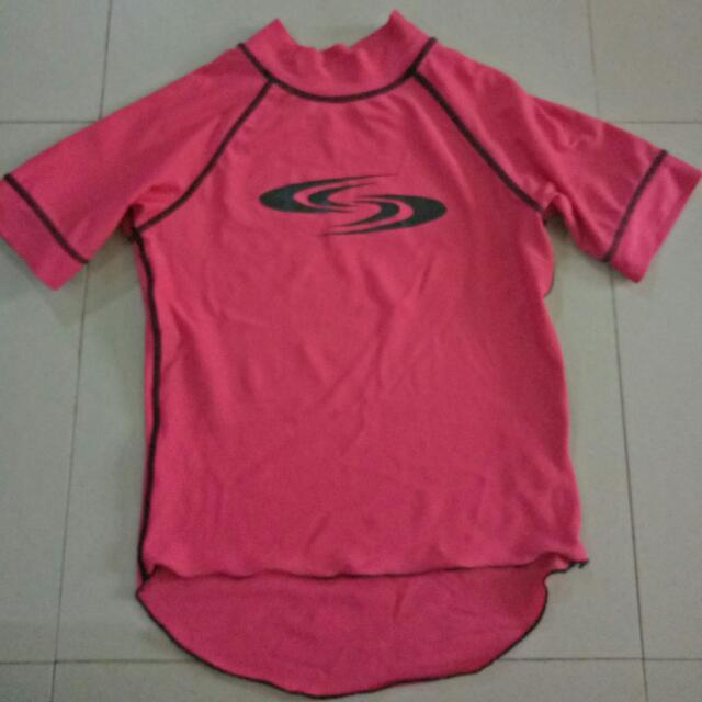 Rash Guard For Girls 7-8 Yrs Old