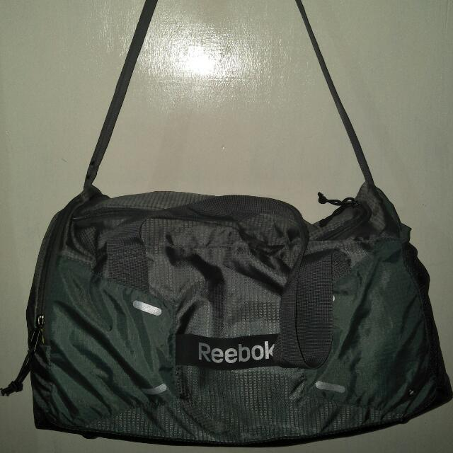 Reebok Shield Teambag S - Dark Sage