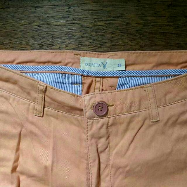 REGATTA Slim Fit Khaki Size 32