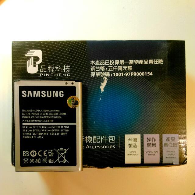 Samsung 電池