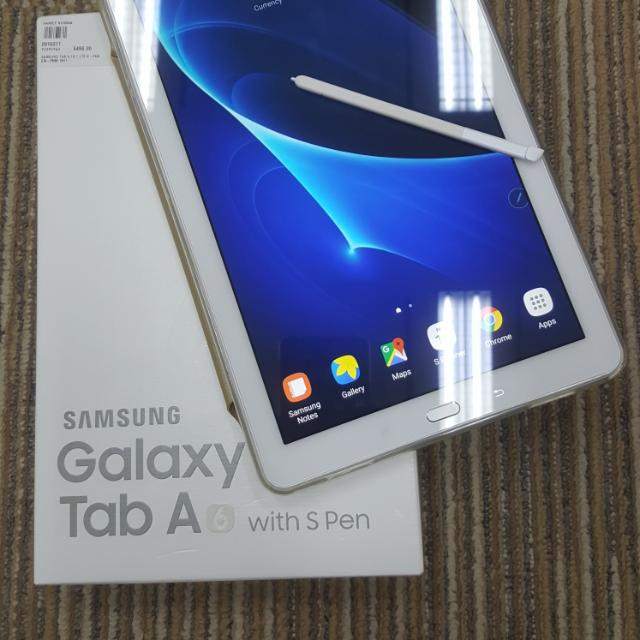 Samsung Galaxy Tab A6 with S Pen