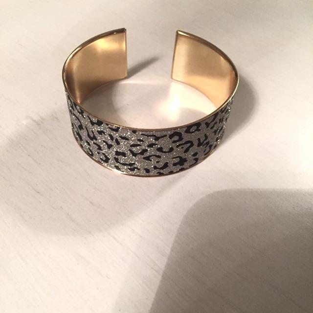 Shiny Cheetah Bracelet
