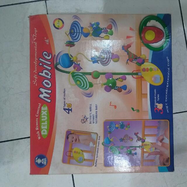 Soft Developmental toys