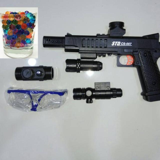 STD 1911 series hygrogel gun not an airsoft
