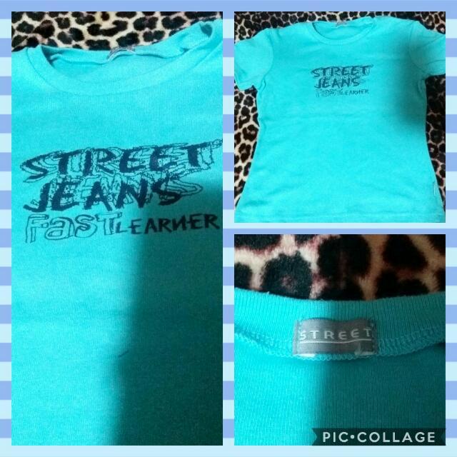 Street Jeans T.shirt