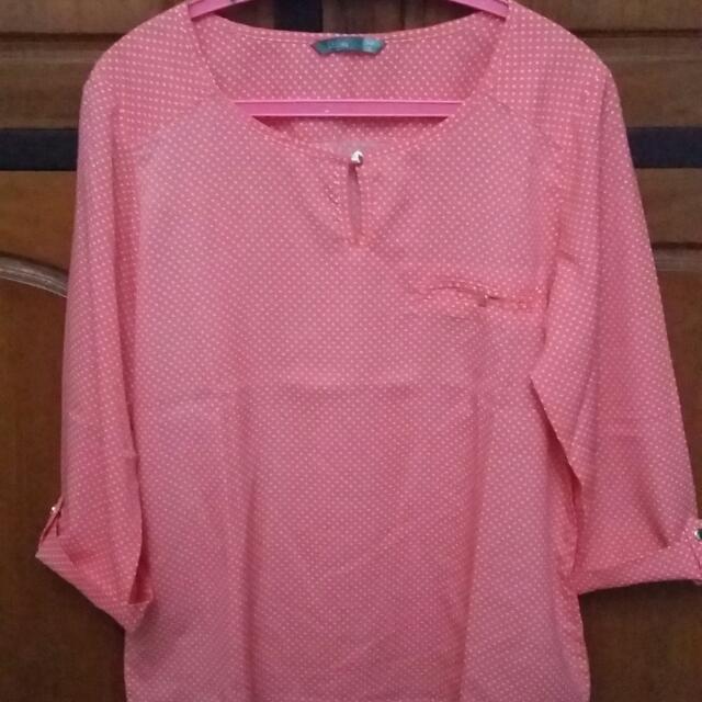 stuff: prlvd baju wanita (pink).