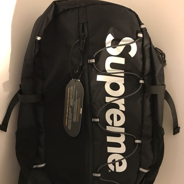 SUPREME 210D Cordura Ripstop Nylon Backpack 20L