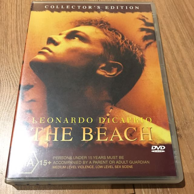 The Beach DVD