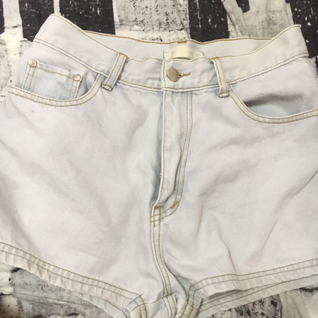 True love High Waist Shorts