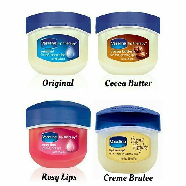 Vaseline Lip Therapy LENKGAP *LIMITED STOCKS