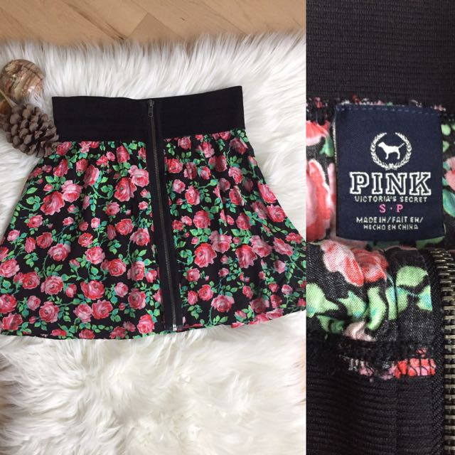 Victoria Secret Pink Skirt Sz Small