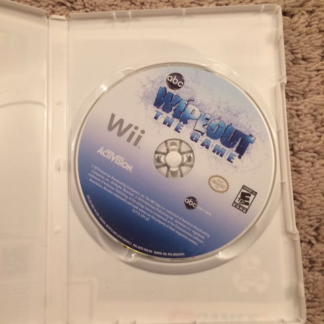Wipeout For Wii