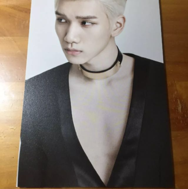 [WTB] VIXX Chained Up Contract