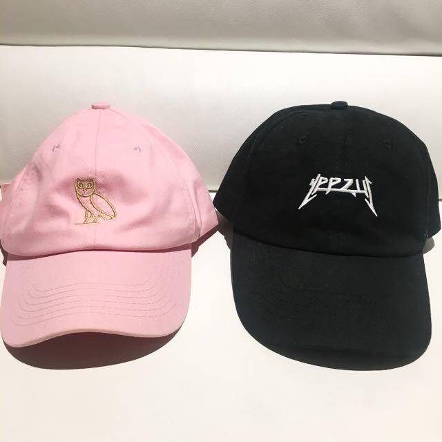 Yeezus Hat OVO Dad Hat 464bd082d69