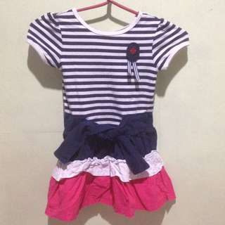 Preloved dress for toddlers