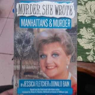 Murder, She Wrote.