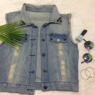 Denim Outter Jeans