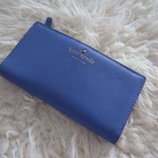 Kate Spade Single Fold Wallet
