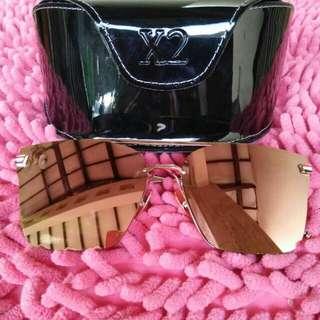 Sunglasses Unisex  X2
