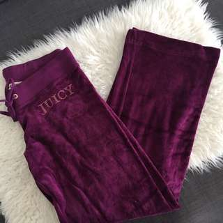 Juicy Velour Sweatpants
