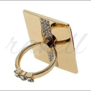 Rhinestone Mobile Ring Holder