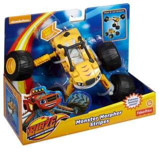 Blaze and the Monster Machines™ Monster Morpher Stripes