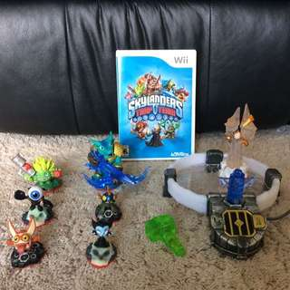 Skylanders Trap Team Bundle