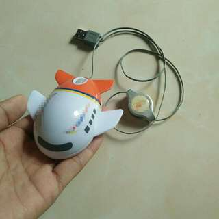 Aircraft Type Mouse