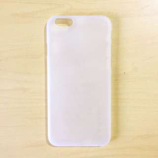 Spigen iPhone 6/6s Air Skin Soft
