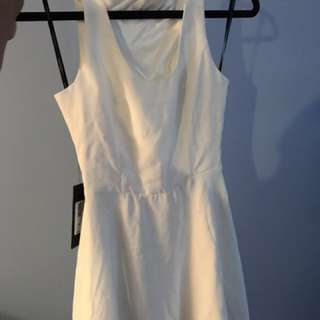 White Marciano Dress- Size 0