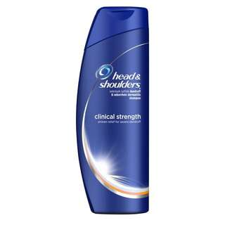 Head and Shoulders Clinical Strength