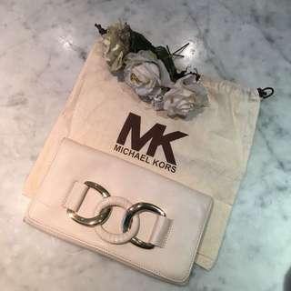 Authentic Michael Kors Clutch Bag
