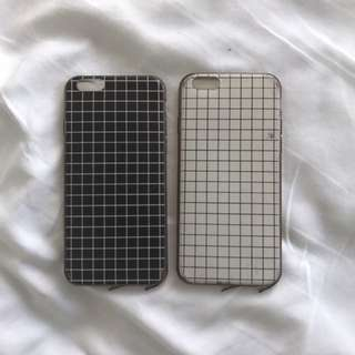 iPhone 6/6S Grid Phone Cases