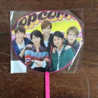 Popcorn Uchiwa - Mini