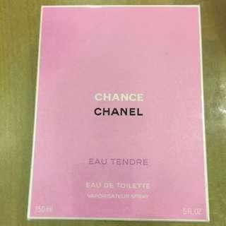 Chanel Chance EAU Tendre EAU De Toilette Spray Huge 150ml New Sealed Genuine !!