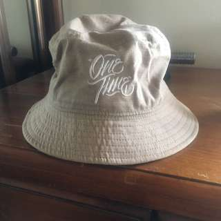 One Time Apparel bucket hat