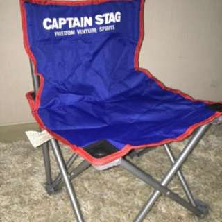 Captain Stag Compact Chair(mini)