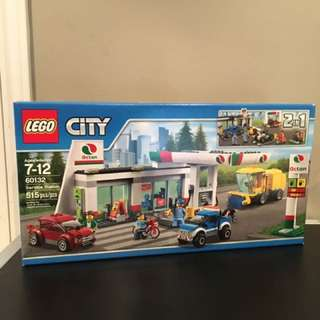 LEGO CITY 2 in 1 Gas/Service Station