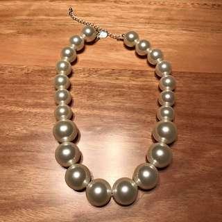 Lovisa Pearl Bead Necklace