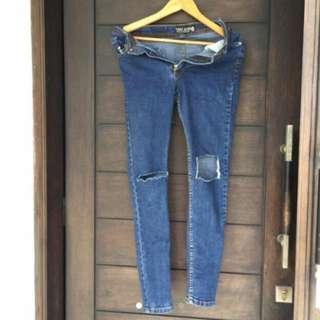 celana punny jeans hw