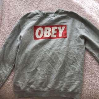 Obey Jumper