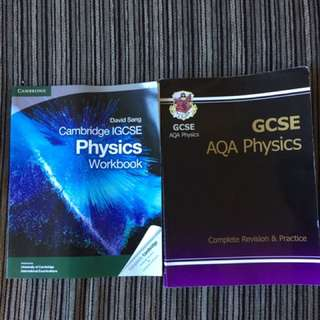 IGCSE Physics Study Guides