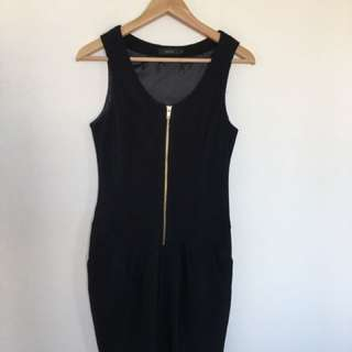 Black Dress - Sz S